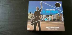 ROGER WATERS IN THE FLESH 2 CDS +DVD BOX SET NEW