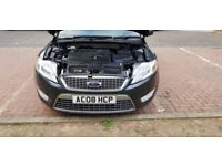 2008 Ford Mondeo 2.0 TDCi Titanium 5dr 1+Owner+From+New+VeryLow+Price Manual @07445775115