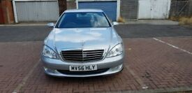 2007 Mercedes-Benz S Class 3.0 S320 CDI 7G-Tronic 4dr Auto @07445775115