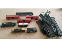 Battery operated train sets ×2