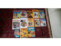 Beano, Dandy and The Broons Books