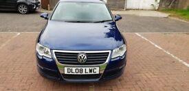 2008 Volkswagen Passat 1.9 TDI Highline 5dr Leather+Seat+High+Line+Top+Spc @07445775115