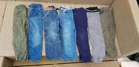 Large bundle of age 6-7 Boys clothes