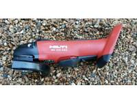 Hilti AG 125-A22 Cordless Angle Grinder (Body only)