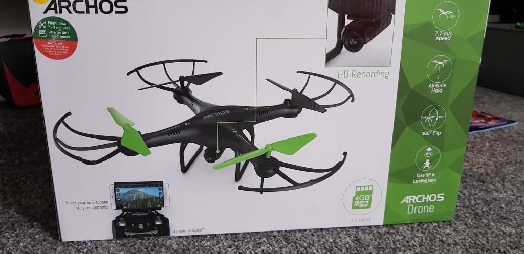 drone occasion avis