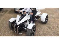 Viper f1 spy 250cc quad