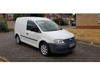 2008 Volkswagen Caddy 2.0 SDI PD C20 Panel Van 4dr Manual No+Vat+To+Pay+VAT+Included @07445775115
