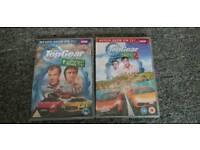 Top Gear Perfect Roadtrip 1 & 2 DVD