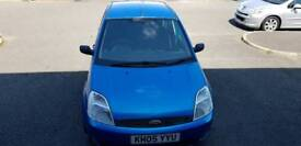 2005 Ford fiesta style 1388cc.fantastic condition.