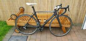 Btwin Facet Road bike 10 speed Ultegra Di2