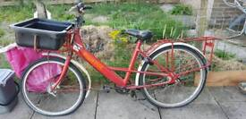 Royal mail bicycle