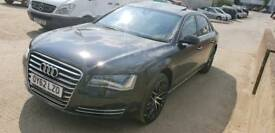 Audi A8 LBW Hybrid automatic low mileage 242 hp