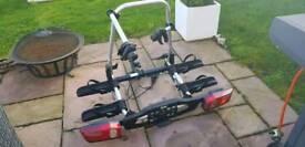 Click on bike rack