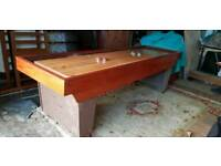 American Shuffleboard. Pub Office Club Man Cave Game Gaming Recording Studios.