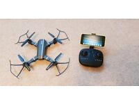 Radio Controlled Drone with Camera