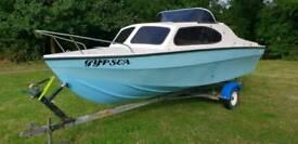 Mariner 16 GT Fishing Boat