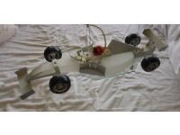 Firefly Race Car Light Fixture - 2 light