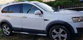 Chevrolet Captiva for parts - Breaking captiva