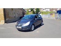 Vauxhall Corsa 1.4 automatic low mileage