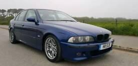 Bmw e39 m5 2001