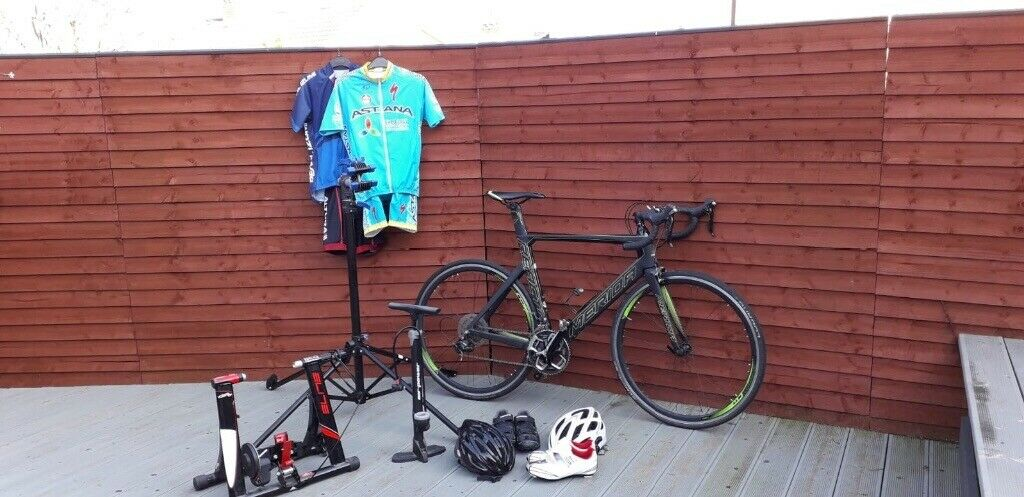 Carbon Fibre Merida Reacto Road Bike In Dunmurry