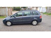 2006 Vauxhall Zafira 1.9 CDTi Life 5dr Great+Family+Car+Full+HPIClear @07445775115