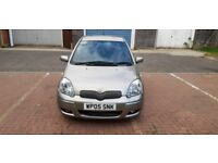 2005 Toyota Yaris 1.3 VVT-i Colour Collection 5dr Warranted+Low++Mileage+5+Doors @07445775115