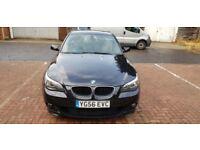 2007 BMW 5 Series 2.0 520d M Sport 4dr Manual @07445775115