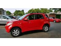 2007 Daihatsu Terios Automatic 1.4 Petrol 4x4 Parking Sensor Low Insurance/Tax
