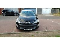 2008 Peugeot 308 1.6 HDi FAP Sport 5dr Manual @07445775115