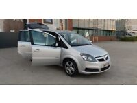 Vauxhall Zafira 1.9 CDTi Energy 5dr, NEW TURBO,FREE WARRANTY,1OWNER
