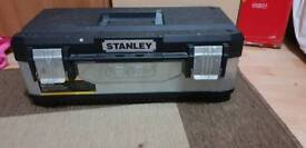 Stanley tool bag and tools