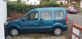 For sale: Renault Kangoo