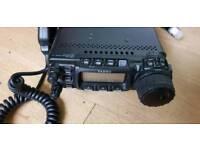 Yaesu FT 857 Uhf vhf Hf Ham Radio Transceiver
