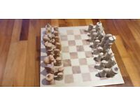 Soap stone Vintage Chess Set
