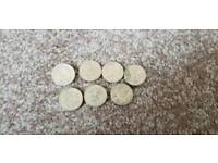 Coins £1