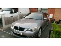 BMW e61 530d year MOT Mint conditiom, comfort, navi professional