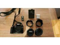 Nikon D3200 Starter Kit