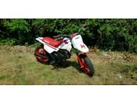 Yamaha PW50 Kids Motorcross dirt bike 50cc