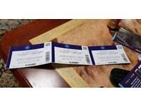 3 tickets for Dillian Whyte vs Joseph Parker, 28/07/18
