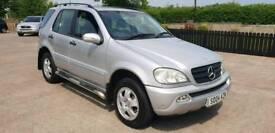 2004 mercedes ml 270 cdi diesel automatic