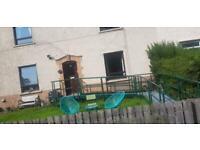 2 bedroom 4 in a block Bathgate looking to swap to Stirling Falkirk Grangemouth Broxburn Kirkliston