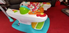 Fisher price 4in1 step n play piano