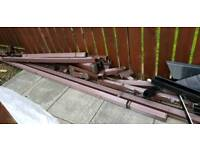 Guttering (used)