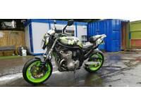 Suzuki Bandit 600cc A2 bike