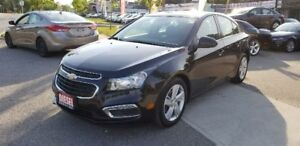 2015 Chevrolet Cruze Diesel Nav|Leather|Roof|Cam|Remote start