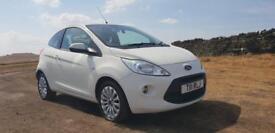 White 2012 Ford KA Zetec 1.2