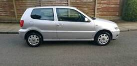 2000 W VW VOLKSWAGEN POLO 1.4 MPi ONLY 67000 MILES EXCELLENT FIRST CAR