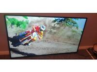 "Panasonic 55"" 4K HDR SMART with builtin Freeview HD & Freesat"