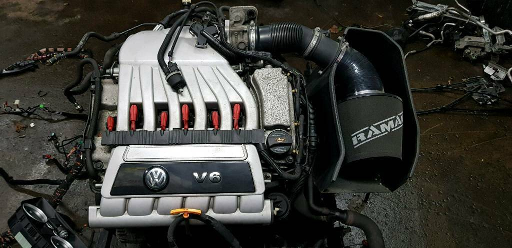 2007 vw golf r32 3 2 engine conversion kit ecu loom the. Black Bedroom Furniture Sets. Home Design Ideas